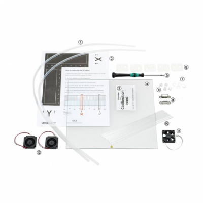 Accessoires Ultimaker KIT DE MAINTENANCE ULTIMAKER 3 et 3 EXTENDED