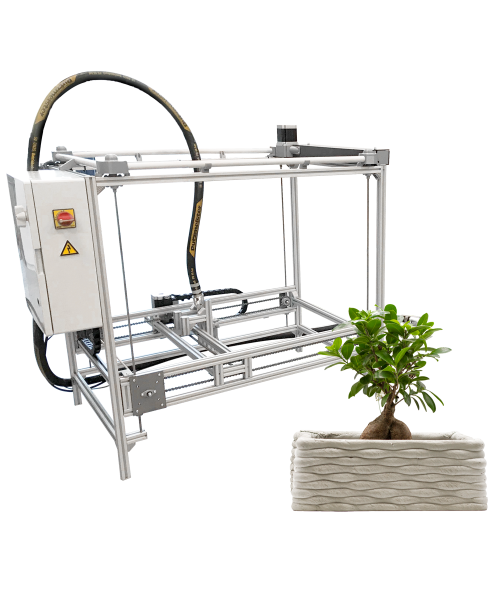 Imprimantes 3D MINI PRINTER BETON