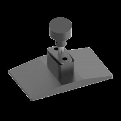 LES ACCESSOIRES DENTAIRES PLATEFORME D'IMPRESSION ACCUFAB-D1 SHINING 3D