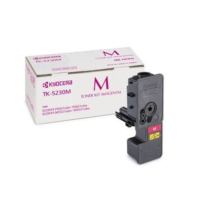 Toner Toner Magenta 2300 pages ECOSYS M5521cdn et M5521cdw