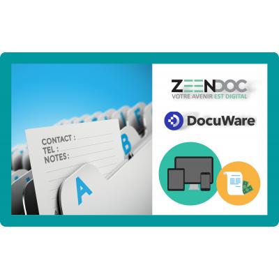 Dématérialisation : dossier client et facture électronique - Zeendoc
