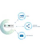 Dématérialisation Dématérialisation : dossier client et facture électronique - Zeendoc