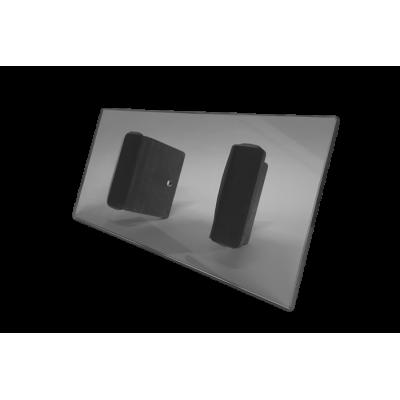 Plateau verre Liquid Crystal 10''
