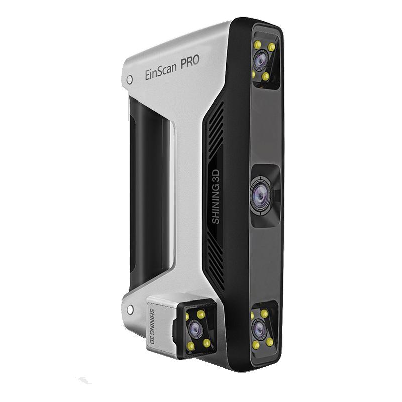 scanner einscan pro3d