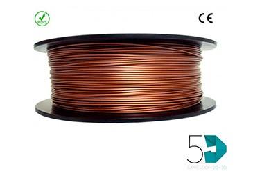filament PLA cuivre rouge