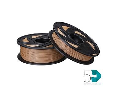 PLA filament bois