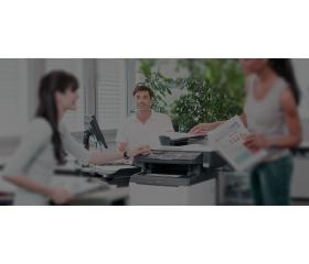 Parc d'imprimantes dans les PME  : ratio Importance / coûts
