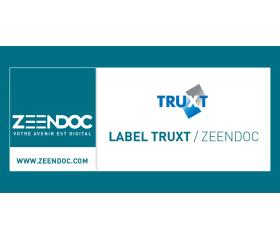 Truxt - le label pour dématérialiser en toute confiance