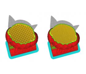 Comment optimiser le remplissage de vos impressions 3D ?