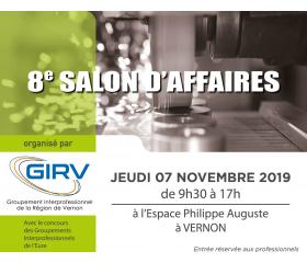 5D, exposant du salon du GIRV le 7 novembre 2019